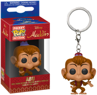 Aladdin - Abu Pocket Pop! Vinyl Keychain