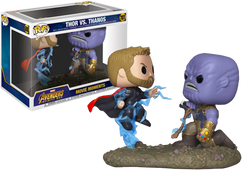 Avengers 3: Infinity War - Thor vs Thanos Movie Moments Pop! Vinyl Figure 2-Pack