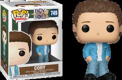 Boy Meets World - Cory Pop! Vinyl Figure