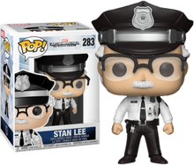 Stan Lee - Captain America: The Winter Soldier Cameo Pop! Vinyl Figure