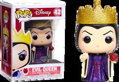 Snow White - Evil Queen Diamond Glitter Pop! Vinyl Figure