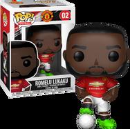 EPL Football (Soccer) - Romelu Lukaku Manchester United Pop! Vinyl Figure