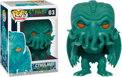 HP Lovecraft - Cthulhu Neon Green Pop! Vinyl Figure