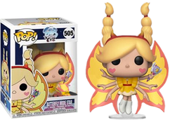 Star vs the Forces of Evil - Butterfly Mode Star US Exclusive Pop! Vinyl Figure