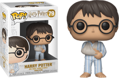 Harry Potter - Harry Potter in Pajamas Pop! Vinyl Figure