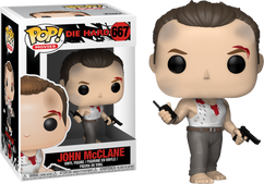 Die Hard - John McClane Pop! Vinyl Figure