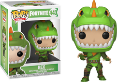 Fortnite - Rex Pop! Vinyl Figure
