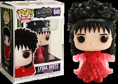 Beetlejuice - Lydia Deetz in Wedding Dress US Exclusive Pop! Vinyl Figure