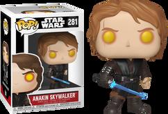 Star Wars - Anakin Skywalker Dark Side US Exclusive Pop! Vinyl Figure
