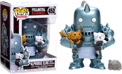 Fullmetal Alchemist - Alphonse with Kittens Pop! Vinyl Figure