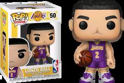 NBA Basketball - Lonzo Ball L.A. Lakers Pop! Vinyl Figure