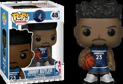 NBA Basketball - Jimmy Butler Minnesota Timberwolves Pop! Vinyl Figure
