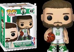 NBA Basketball - Gordon Hayward Boston Celtics Pop! Vinyl Figure