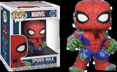 """Spider-Man - Spider-Hulk 6"""" Super Sized US Exclusive Pop! Vinyl Figure"""