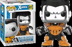 X-Men - X-Force Colossus Chrome LACC 2018 US Exclusive Pop! Vinyl Figure