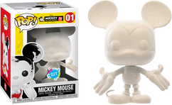 Disney - DIY Mickey Mouse 90th Anniversary US Exclusive Pop! Vinyl Figure