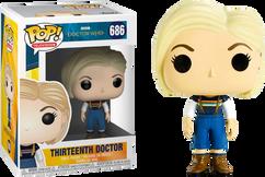 Doctor Who - Thirteenth Doctor Pop! Vinyl Figure