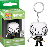 Fortnite - Skull Trooper Pocket Pop! Vinyl Keychain
