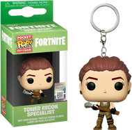 Fortnite - Tower Recon Specialist Pocket Pop! Vinyl Keychain