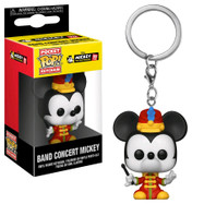 Disney - Band Concert Mickey 90th Anniversary Pocket Pop! Keychain