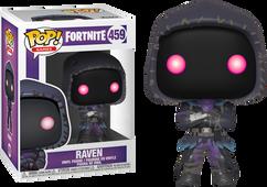 Fortnite - Raven Pop! Vinyl Figure