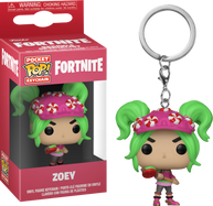 Fortnite - Zoey Pocket Pop! Vinyl Keychain