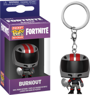 Fortnite - Burnout Pocket Pop! Vinyl Keychain