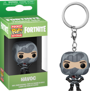 Fortnite - Havoc Pocket Pop! Vinyl Keychain