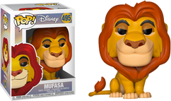 The Lion King - Mufasa Pop! Vinyl Figure