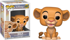 The Lion King - Nala Pop! Vinyl Figure