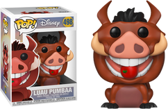 The Lion King - Luau Pumbaa Pop! Vinyl Figure