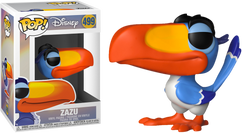 The Lion King - Zazu Pop! Vinyl Figure