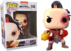 Avatar: The Last Airbender - Zuko Pop! Vinyl Figure