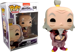 Avatar: The Last Airbender - Iroh Pop! Vinyl Figure