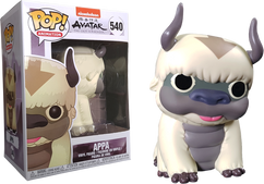 Avatar: The Last Airbender - Appa Pop! Vinyl Figure