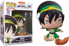 Avatar: The Last Airbender - Toph Pop! Vinyl Figure
