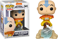 Avatar: The Last Airbender - Aang on Airscooter Pop! Vinyl Figure