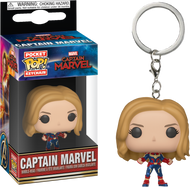 Captain Marvel (2019) - Captain Marvel Pocket Pop! Vinyl Keychain
