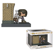 Harry Potter - Harry Potter Entering Platform 9 3/4 Movie Moments Pop! Vinyl Figure