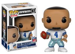 NFL Football - Dak Prescott Dallas Cowboys Pop! Vinyl Figure