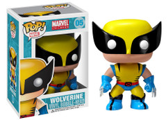 Wolverine X-men Pop! Marvel Vinyl Figure