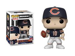 NFL Football - Mitch Trubisky Chicago Bears Pop! Vinyl Figure