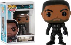 Aquaman (2018) - Black Manta Unmasked Pop! Vinyl Figure