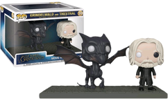 Fantastic Beasts 2: Crimes of Grindelwald - Grindelwald & Thestral Movie Moments Pop! Vinyl Figure 2-Pack