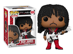 Rick James - Super Freak Pop! Vinyl Figure