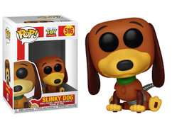 Toy Story - Slinky Dog Pop! Vinyl Figure