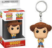 Toy Story - Woody Pocket Pop! Vinyl Keychain