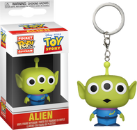 Toy Story - Alien Pocket Pop! Vinyl Keychain