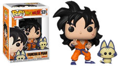 Dragon Ball Z - Yamcha with Puar Pop! Vinyl Figure