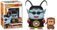 Dragon Ball Z - King Kai with Bubbles Pop! Vinyl Figure